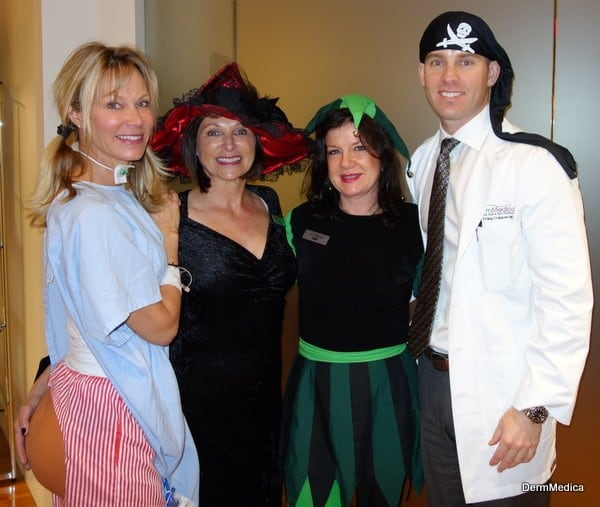 dermmedica clinic halloween picture 1