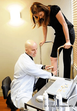vein treatment for monika schnarre at dermmedica