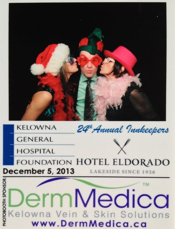 dermmedica at kgh hospital innkeepers charity event